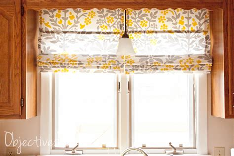Objectivehome Easy, No Sew Roman Shades (for $450