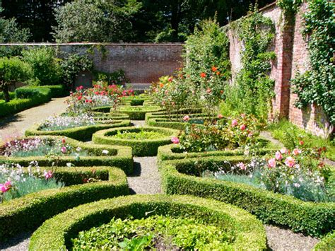 Formal Garden : Formal Garden Design Ideas