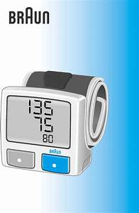 Braun Blood Pressure Monitor Bp2005 User Guide
