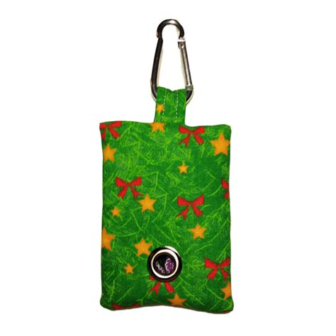 christmas bow tie for dog red bow on green christmas tree dog bag dispenser