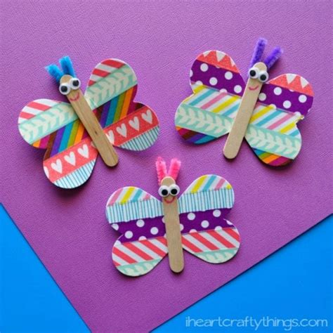butterfly crafts for 875 | x122