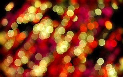Christmas Lights Wallpapers Blurry