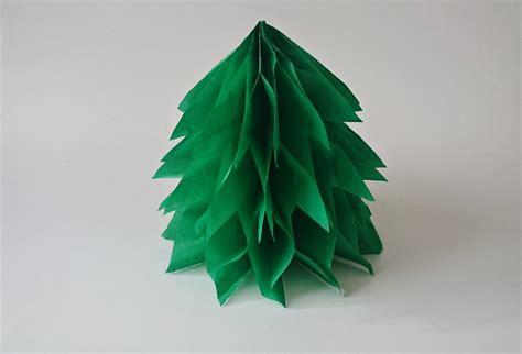 comment faire un sapin de noel en papier bricolage no 235 l comment faire un sapin de no 235 l en papier de soie my crafts and diy projects