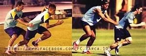 Pictures: Ronaldinho, Messi and Neymar