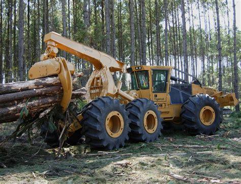 Tigercat 635C Skidder | Logging equipment, Heavy equipment ...