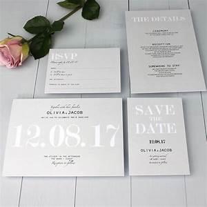 modern traditional wedding invitation by beija flor studio With wedding invitations 5