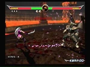 Mortal Kombat Blaze Vs Onaga
