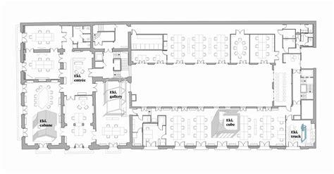 plan des bureaux gallery of amenagement des bureaux ekimetrics estelle
