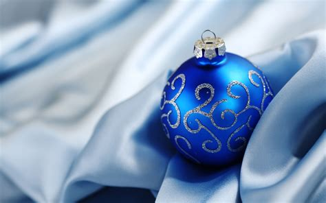 blue christmas ornaments christmas wallpaper 22228694