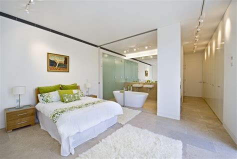 Modern Master Bedrooms With En Suite Bathroom Designs Abpho