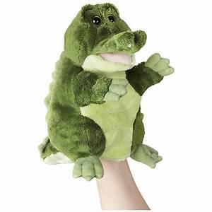 Marionnette à Main : marionnette main crocodile marionnettes et th tre nathan mat riel ducatif ~ Teatrodelosmanantiales.com Idées de Décoration