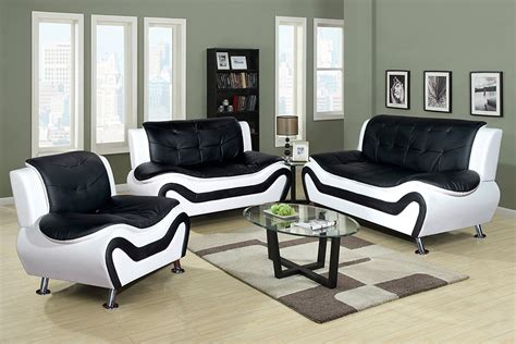 Designs For Sofa Sets For Living Room by Living Room Black And White Sofa Set Designs For Living