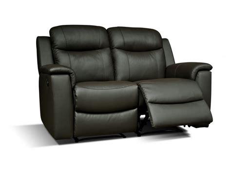canapé pale canapé et fauteuil relax evasion en cuir 4 coloris