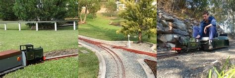 Ride On Backyard Trains by A Railway In Your Backyard Mini Systems Pty Ltd