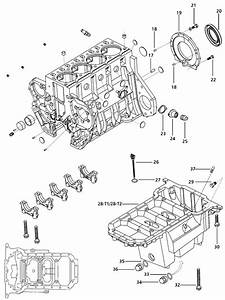 Engine Parts For 6000 Mahindra Tractor