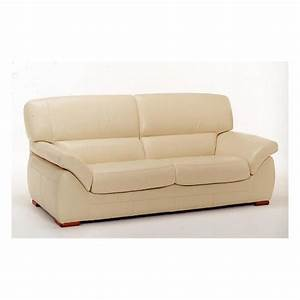 habitat canape convertible cuir ciabizcom With canapé 3 places convertible en cuir