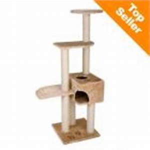Arbre A Chat Moderne : arbre chat de taille moyenne prix avantageux chez zooplus ~ Melissatoandfro.com Idées de Décoration