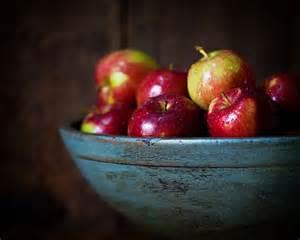 Red Apple Kitchen Decor