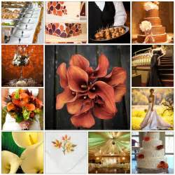 fall weddings fall wedding themes cherry