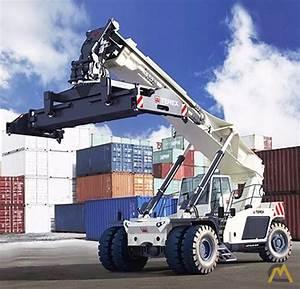2016 Terex Tfc45r Sold Terex Reach Stackers Maritime Port  U0026 Terminal Cargo Handling Equipment