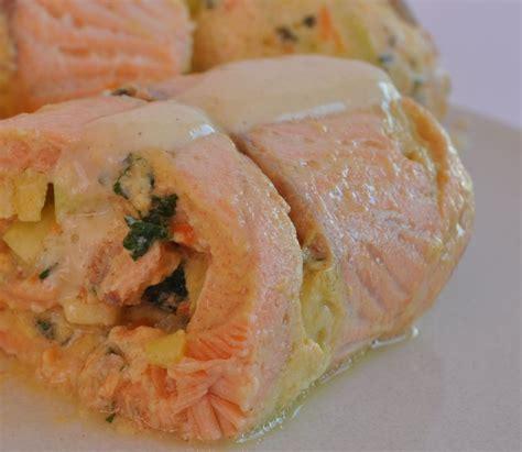 cuisine vapeur thermomix paupiettes de saumon farcies aux légumes cuisson vapeur