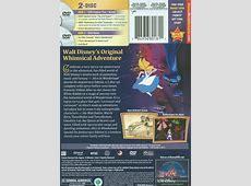 Alice In Wonderland Special UnAnniversary Edition DVD