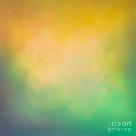 Photography Background Colorful Yellow Bokeh Background Digital By Mythja
