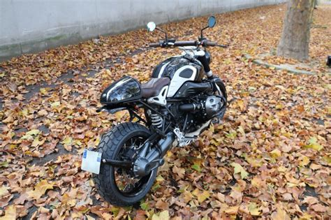 Bmw R Nine T Scrambler Modification by Bmw R Nine T Black Scrambler Par Modification Motorcycles