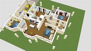 Suite Home 3d : sweet home design 3d this wallpapers ~ Premium-room.com Idées de Décoration