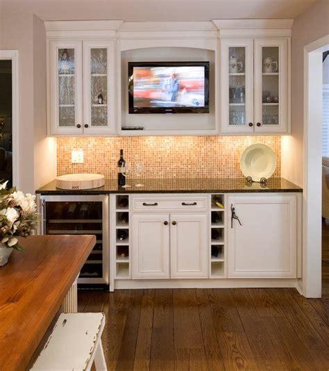 kitchen bar cabinet ideas bar with white cabinets tv display billiard room 5089