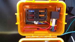 Adding An Auxiliary Fuse Box