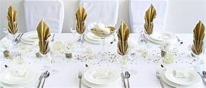 Tischdeko Schwarz Weiß Ideen : tischdeko goldene hochzeit ratgeber ~ Bigdaddyawards.com Haus und Dekorationen