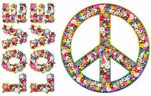 Flower Power Blumen : autoaufkleber aufkleber hippie blumen reserveradcover love peace 07 ~ Yasmunasinghe.com Haus und Dekorationen