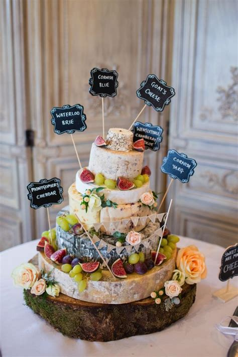 4 Tips For A Perfect Wedding Cheese Tower And 38 Examples   Weddingomania