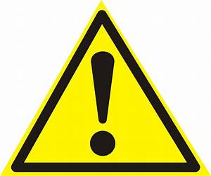 Caution Triangle Symbol - ClipArt Best