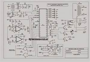 Intex Ups 600va Circuit Diagram