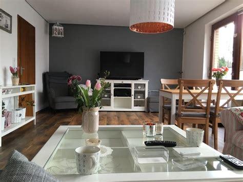 Wohnzimmer Esszimmer Küche In Einem