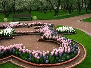 Modele De Parterre De Fleurs. Stunning Jardin De Fleurs Saidia ...