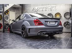 PRIORDESIGN Black Edition V3 Widebody AerodynamicKit for