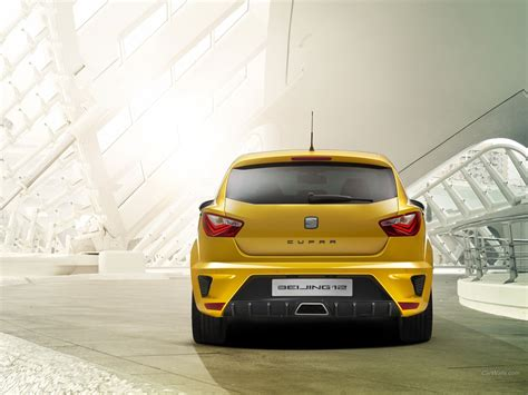 Seat Ibiza Cupra Concept Car Hd Wallpaper 05 View