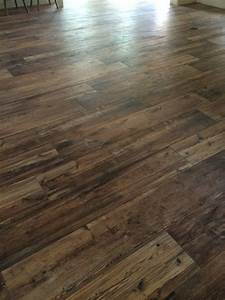 """Ceramic Wood Tile Floors - called """"Larex"""" and the color is"""