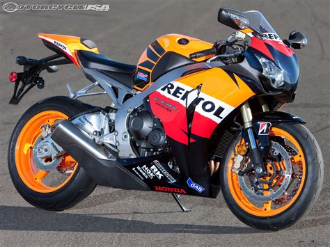 2009 Honda Cbr1000rr Street Comparo Photos