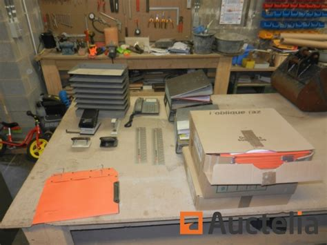 materiel de bureau occasion matériel de bureau
