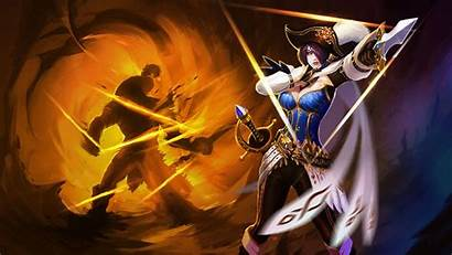 Fiora Royal Guard Chinese Leaguesplash
