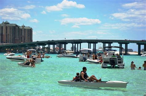 Crab Island Boat Rentals Destin Fl by Crab Island Destin Fl Cruises And Boat Rentals Things To