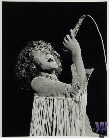 Roger Daltrey Fine Art Print Woodstock (bethel, Ny) Aug 15