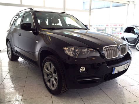 Seater Bmw by Bmw X5 4 8 Auto 7 Seater New Model Lhd In Spain