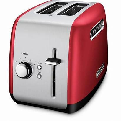 Toaster Kitchenaid Slice Oven Slot Toast Button