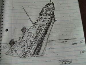 Titanic sketch 3 by cruiseshipz on DeviantArt