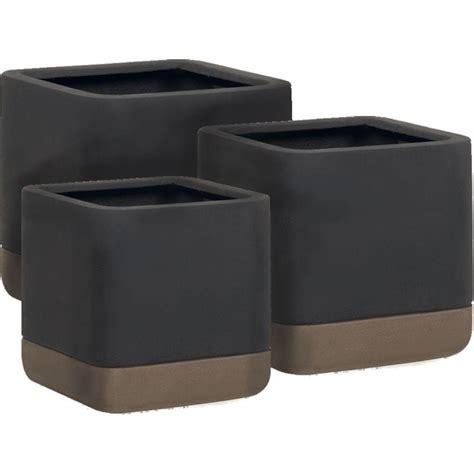 outdoor ls home depot pride garden products esteras collection vasos square dark